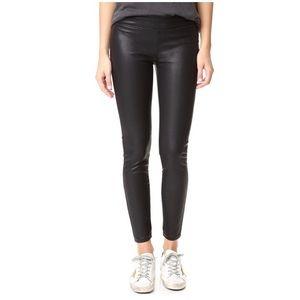 Blank Denim Vegan Pull-on Leggings NWOT